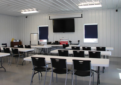 Club House Training Room