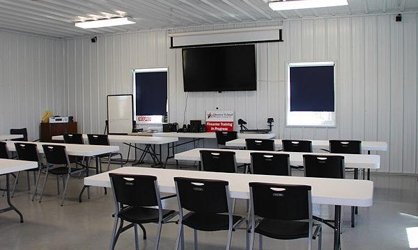 Club House Training Room