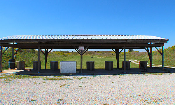 200 Yard Range
